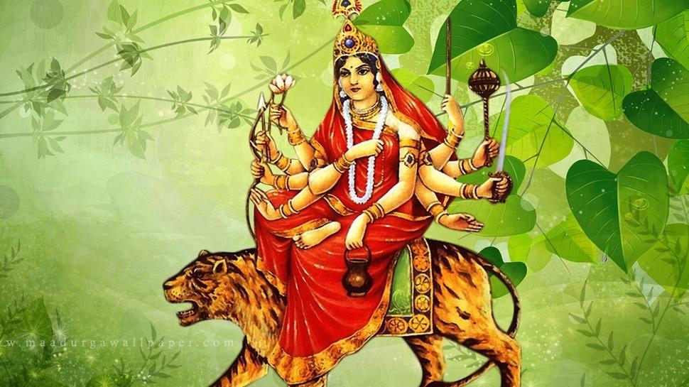 चैत्र नवरात्रि के तीसरे दिन करें माता चंद्रघंटा की आराधना, इन मंत्रों के जाप से प्रसन्न होंगी देवी मां