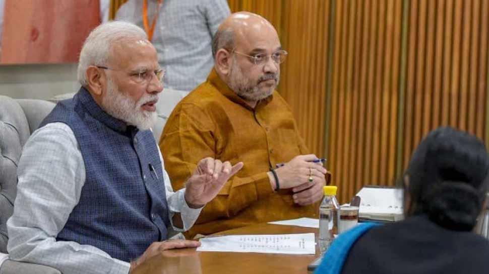 लोकसभा चुनाव के लिए बीजेपी का 'संकल्प पत्र' होगा जारी, PM मोदी, अमित शाह रहेंगे मौजूद