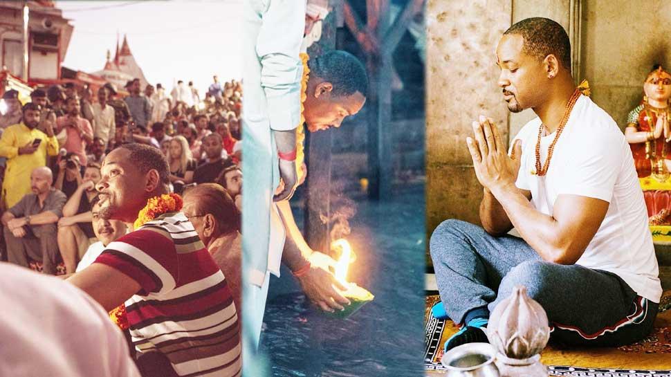 ऐसा था विल स्मिथ का भारत दौरा, PHOTOS शेयर करते हुए लिखा प्यारा सा संदेश