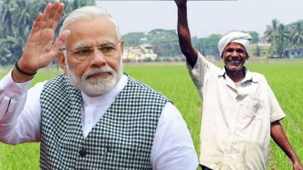 संकल्प पत्रः BJP का वादा, सत्ता में आए तो सभी किसानों को मिलेगा PM किसान सम्मान निधि का लाभ