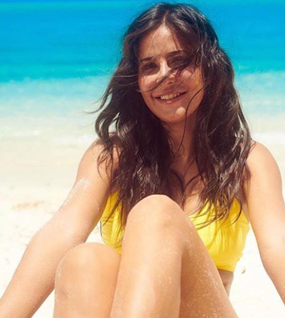 Katrina Kaif rocks in beachwear