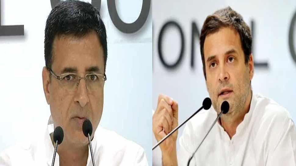 राहुल गांधी और सुरजेवाला की मुश्किलें बढ़ीं, कोर्ट ने इस मामले में जारी किया नोटिस