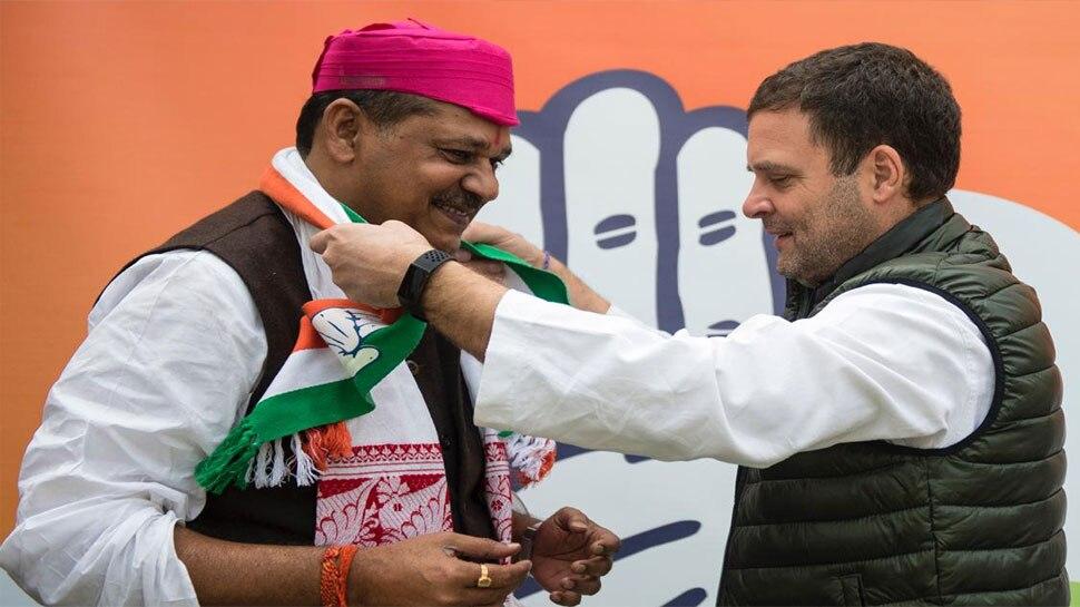 कीर्ति आजाद झारखंड के धनबाद से लड़ेंगे चुनाव, कांग्रेस के कार्यकर्ताओं ने किया विरोध