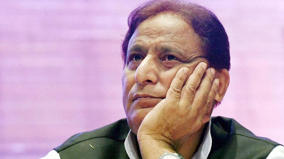 रामपुर: चुनावी प्रचार में आजम खान ने CM योगी को कहा था 'नीच', मुकदमा दर्ज