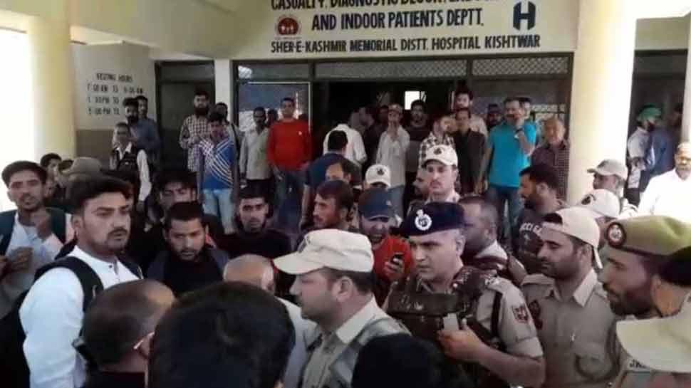 जम्मू-कश्मीर: आतंकी हमले में घायल RSS नेता की इलाज के दौरान मौत