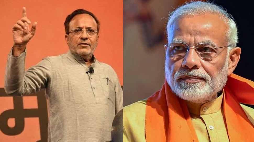 कांग्रेस नेता अर्जुन मोढवाडिया ने प्रधानमंत्री नरेंद्र मोदी के लिए कहे अभद्र शब्द