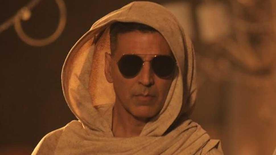 साले के साथ अलग अंदाज में नजर आए अक्षय कुमार, खिलाड़ी ने शूट किया 'ब्लैंक' का गाना