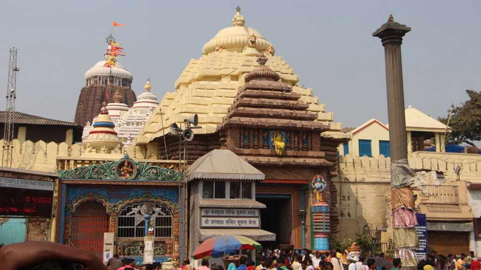 पुरी के जगन्नाथ मंदिर में गांधी परिवार की एंट्री पर पाबंदी की कहानी
