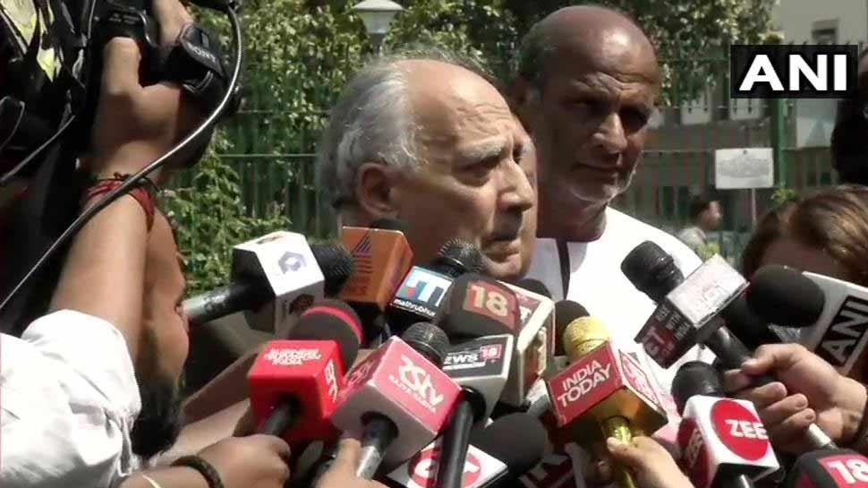 राफेल डील केस में सुप्रीम कोर्ट के फैसले से खुश हूं: अरुण शौरी