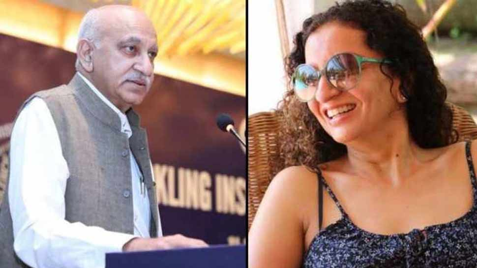 दिल्ली की अदालत ने प्रिया रमानी के खिलाफ मानहानि का आरोप तय किया