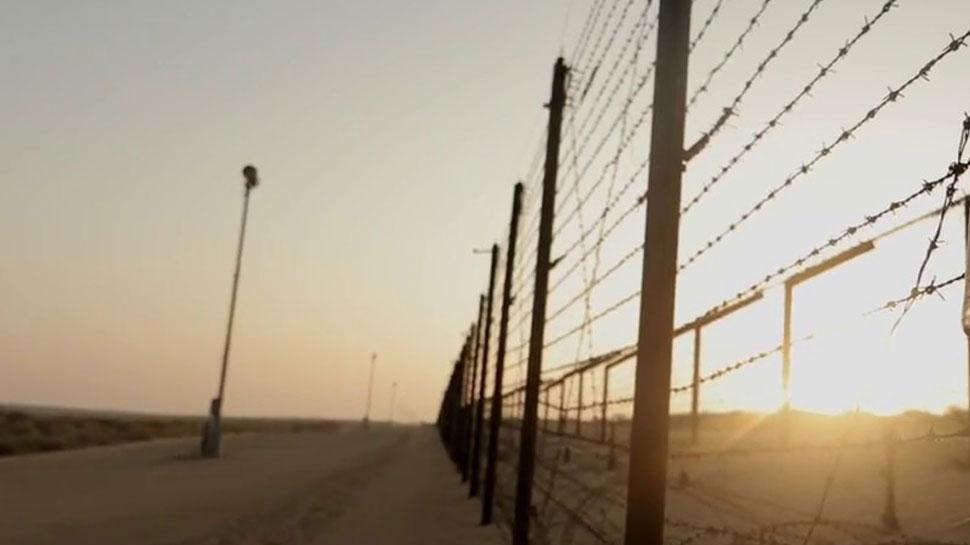 जैसलमेर: भारत-पाक सीमा पर पकड़ा गया संदिग्ध, पूछताछ जारी