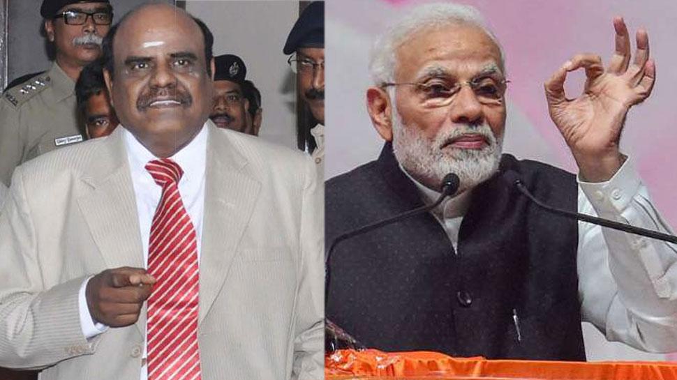 6 महीने जेल में रहकर लौटे हैं ये रिटायर्ड जस्टिस, PM मोदी के सामने ठोकेंगे ताल
