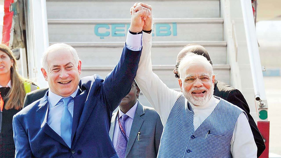 पांचवीं बार इजरायल के प्रधानमंत्री बनने की ओर नेतन्याहू, PM मोदी ने कुछ इस तरह दी बधाई