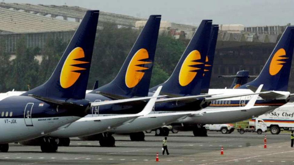 डीजीसीए ने जेट एयरवेज के 7 विमानों का रजिस्ट्रेशन कैंसल किया