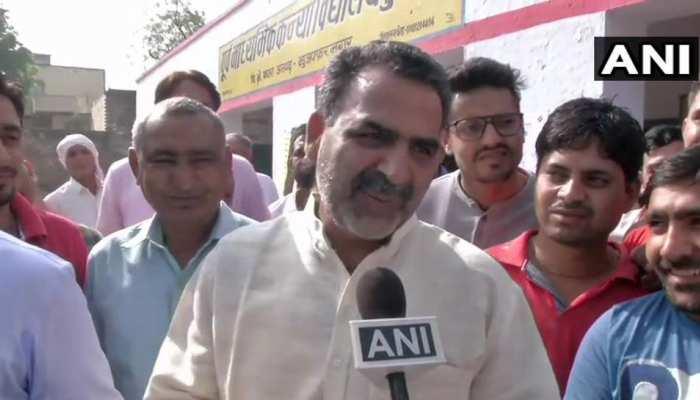 लोकसभा चुनाव 2019: भाजपा प्रत्'€à¤¯à¤¾à¤¶à¥€ संजीव बालियान का आरोप, मुजफ्फरनगर में डाले जा रहे हैं फर्जी वोट