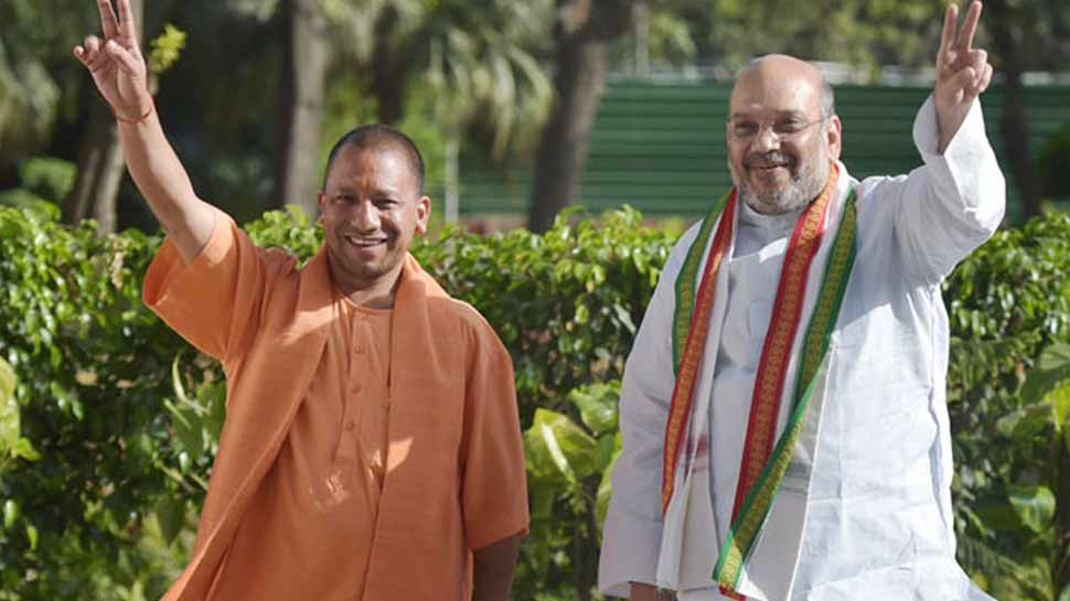 CM योगी ने ट्वीट कर मतदाताओं से कहा- 'लोकतांत्रिक महाकुंभ में डुबकी जरूर लगाएं'