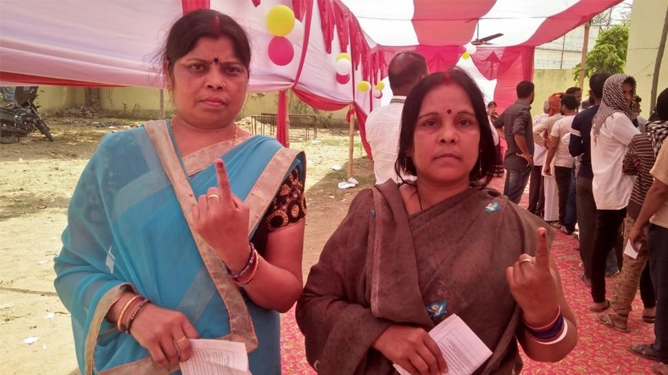 बिहार में 4 लोकसभा सीटों पर शाम 5 बजे तक 50.26 प्रतिशत मतदान