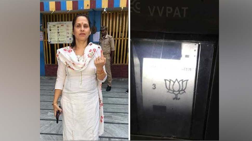 उत्तराखंड: बीजेपी नेताओं ने तोड़ी आचार संहिता, वोटिंग के फोटो सोशल मीडिया पर डाले