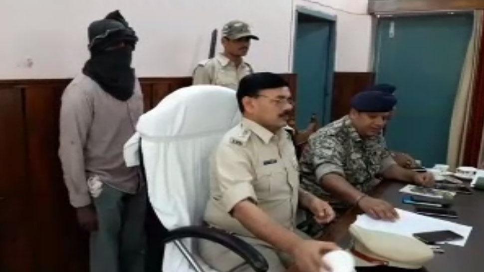 बिहारः इनामी कुख्यात हरि यादव गिरफ्तार, 22 साल की उम्र की थी नक्सली की हत्या