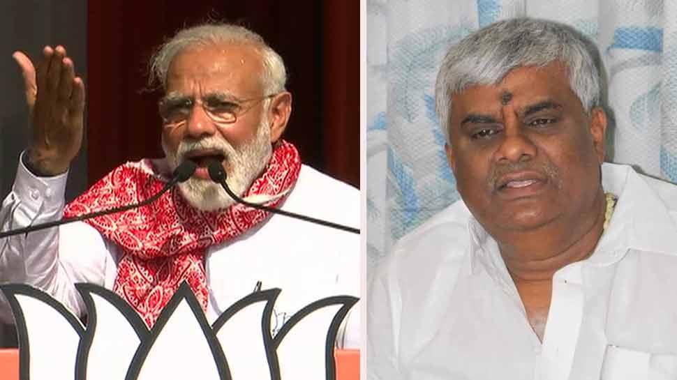 देवगौड़ा के बेटे रेवन्ना का ऐलान, 'अगर मोदी फिर से चुनाव जीते तो राजनीति से संन्यास ले लूंगा'