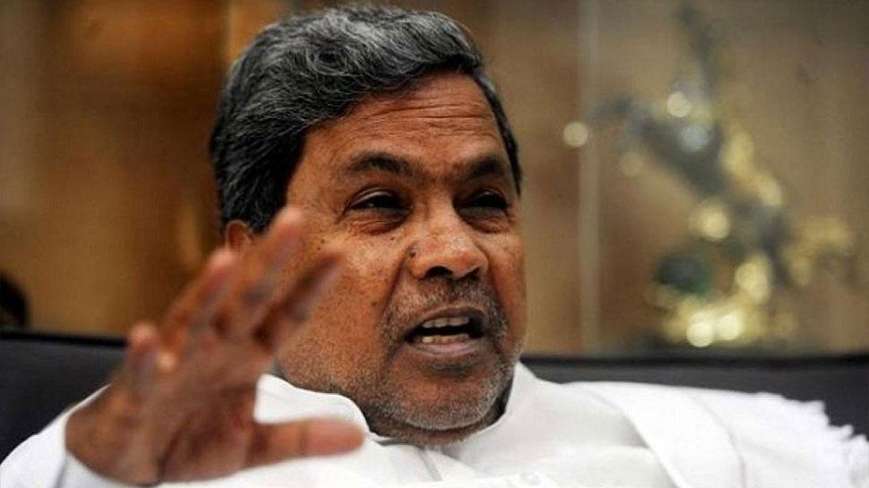 कर्नाटक के पूर्व मुख्यमंत्री सिद्धरमैया का बयान, मोदी को वोट न दें अल्पसंख्यक, पिछड़े और दलित