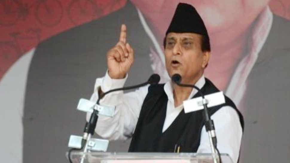 आजम खान के विवादित बोल, 'अली और बजरंग में झगड़ा न कराओ, मैं नया नाम देता हूं बजरंग अली'