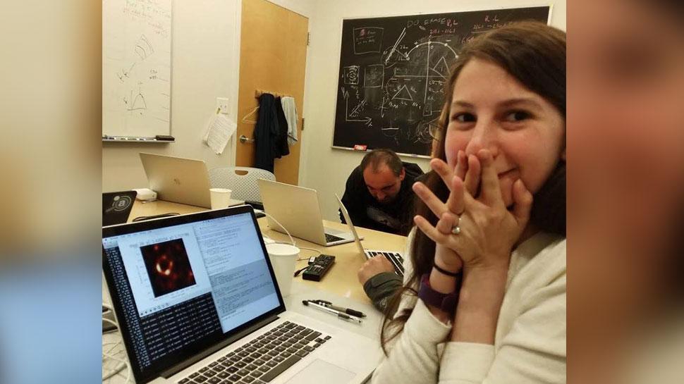29 साल की इस महिला की वजह से ही मुमकिन हो पाई ब्लैक होल की पहली तस्वीर