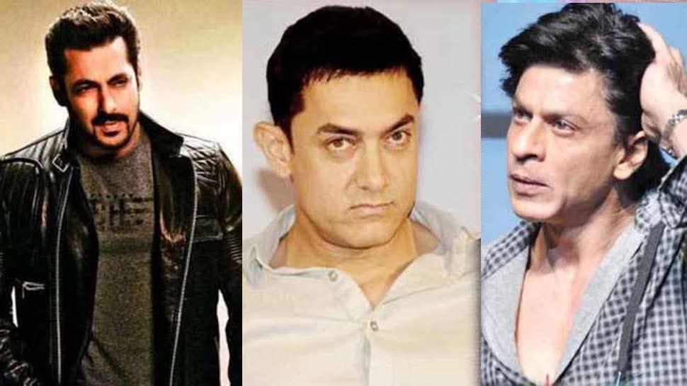 सलमान खान ने की आमिर और शाहरुख की जमकर तारीफ, खुद के लिए बोला कुछ ऐसा!
