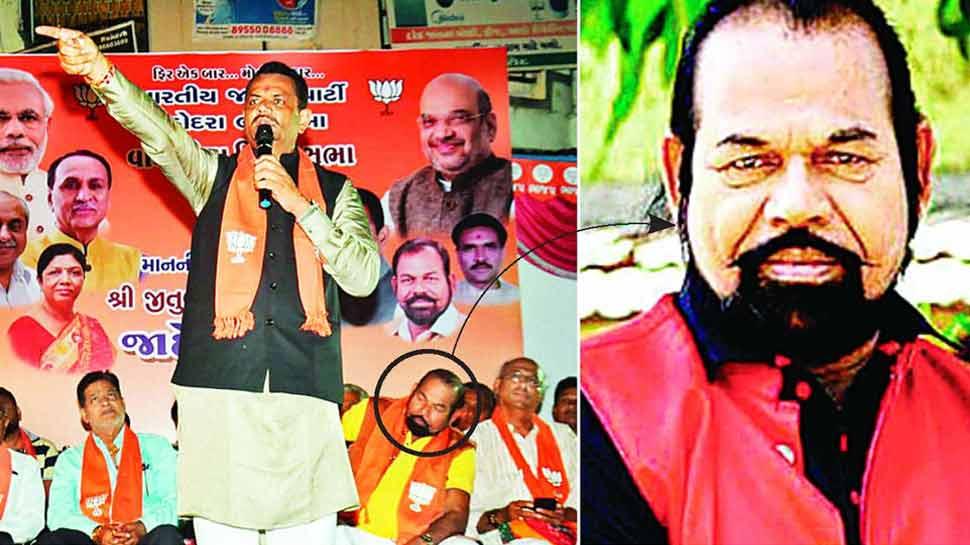 गुजरातः वोटरों को धमकाने के आरोपी बीजेपी विधायक को चुनाव अधिकारियों की चेतावनी