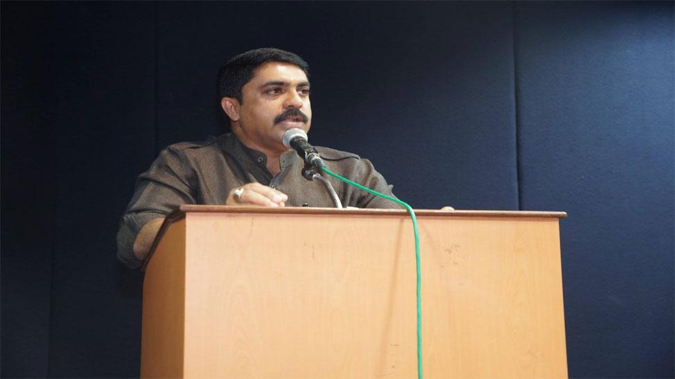 गोवा: डिप्टी सीएम विजय सरदेसाई बोले, 'मनोहर पर्रिकर के सही उत्तराधिकारी हैं उनके बेटे उत्पल'