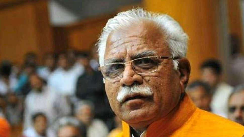 सुना है हरियाणा में चप्पल और झाड़ू का मेल हुआ है, लेकिन जीतेगी BJP- मनोहर लाल खट्टर