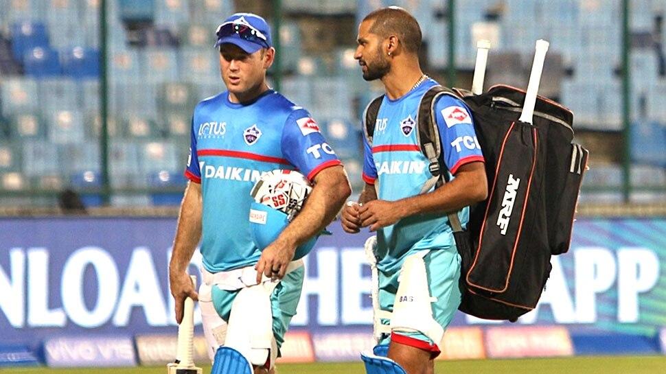 IPL-12: कौन है वो शख्स, जिसने शिखर धवन से उनका पहला IPL शतक छीन लिया