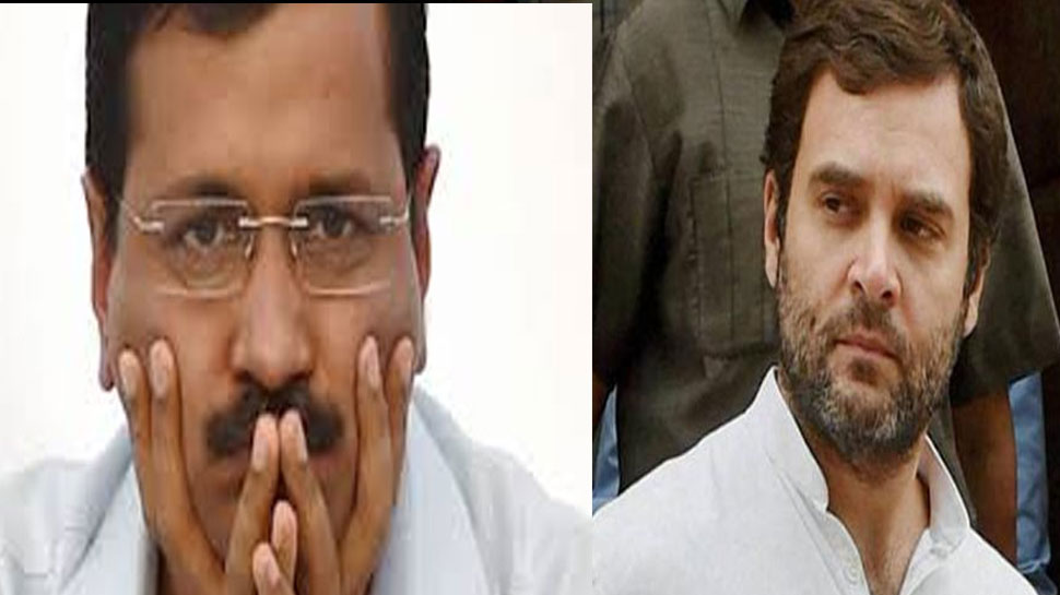 लोकसभा चुनाव 2019: दिल्ली में अकेले लड़ेगी कांग्रेस, आप से गठबंधन पर नहीं बनी बात