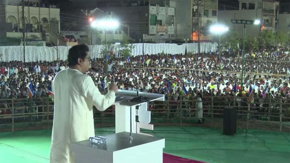 राज ठाकरे कर रहे कांग्रेस-एनसीपी का प्रचार, लेकिन दोनों पार्टियों ने रैली का खर्च देने से किया मना