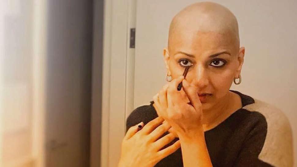 मौत के मुंह से वापस लौंटी सोनाली बेंद्रे बोलीं, 'कैंसर का पता जल्द चलना जरूरी'