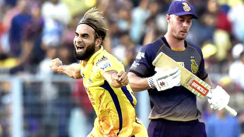 IPL-12: कोलकाता में 5 साल बाद जीता चेन्नई, केकेआर की हार की हैट्रिक