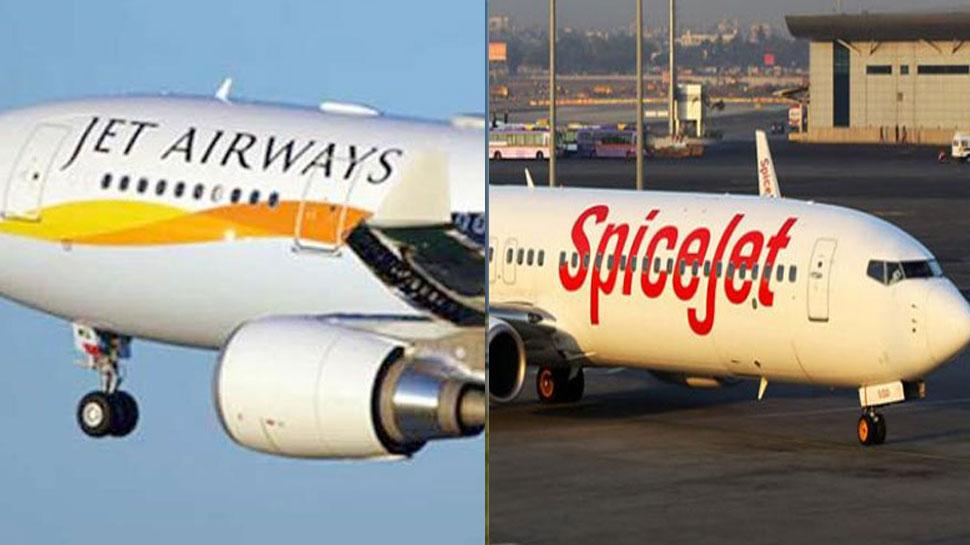 SpiceJet कर रहा है 50 फीसदी कम वेतन पर जेट एयरवेज के पायलट और इंजीनियरों की हायरिंग