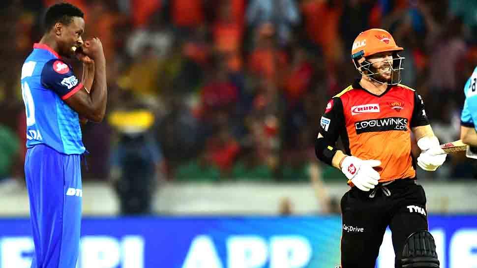 IPL-12: दिल्ली ने हैदराबाद के जेब से छीनी जीत, प्वाइंट टेबल पर दूसरे नंबर पर पहुंची