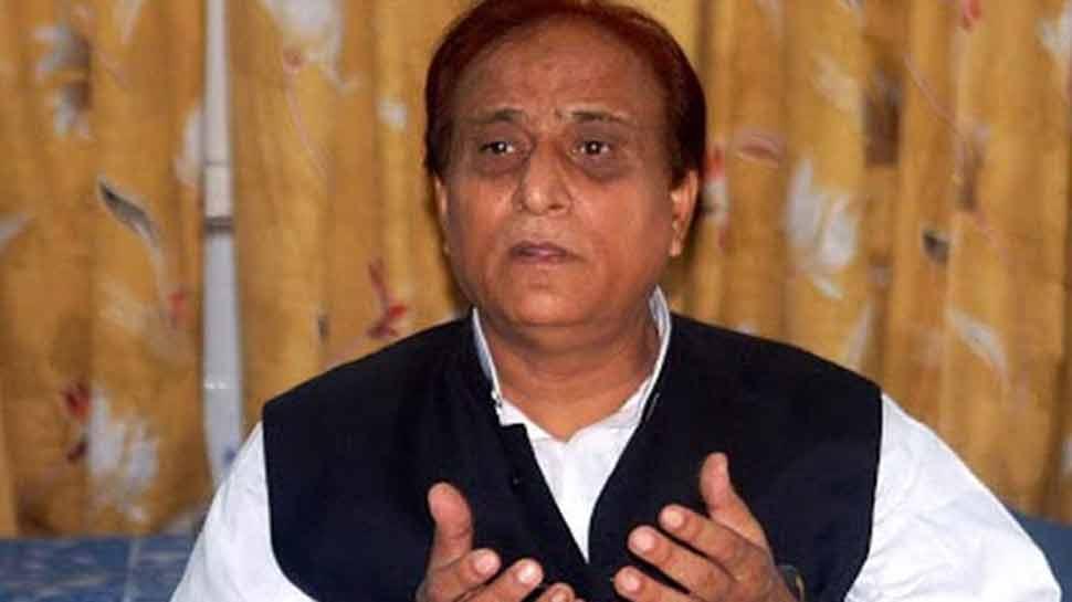 सपा नेता आजम खान के खिलाफ एफआईआर दर्ज, जया प्रदा पर की थी विवादित टिप्पणी