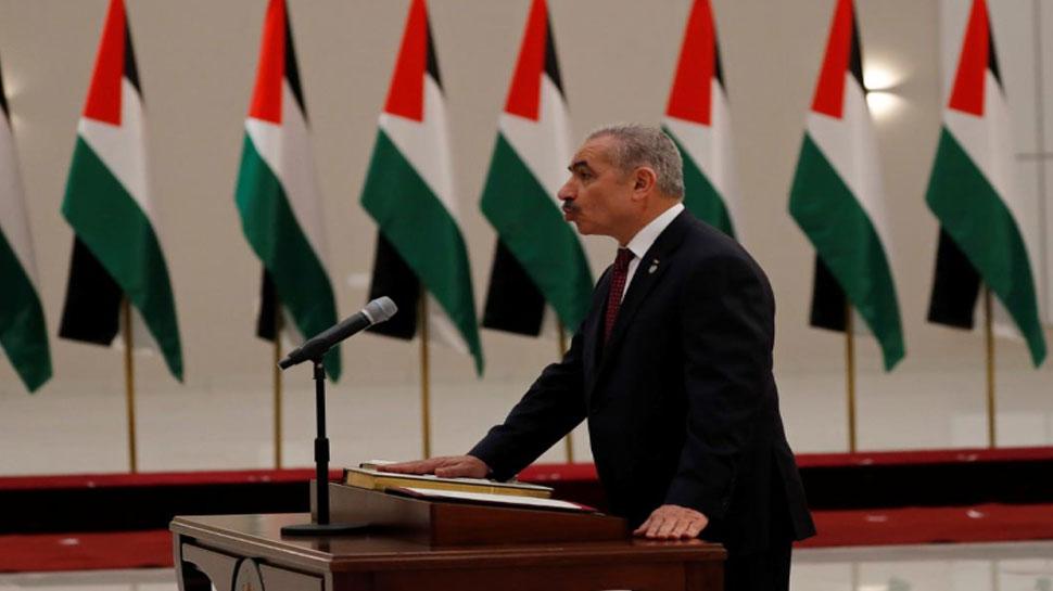 फलस्तीन में नई सरकार का हुआ गठन, अमेरिका ने दी बधाई