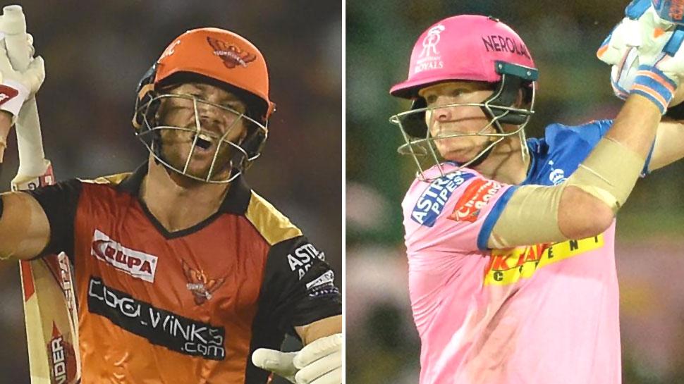 IPL 2019: आईपीएल के आखिरी चरण से बाहर रह सकते हैं स्मिथ और वार्नर, सामने आई ये वजह