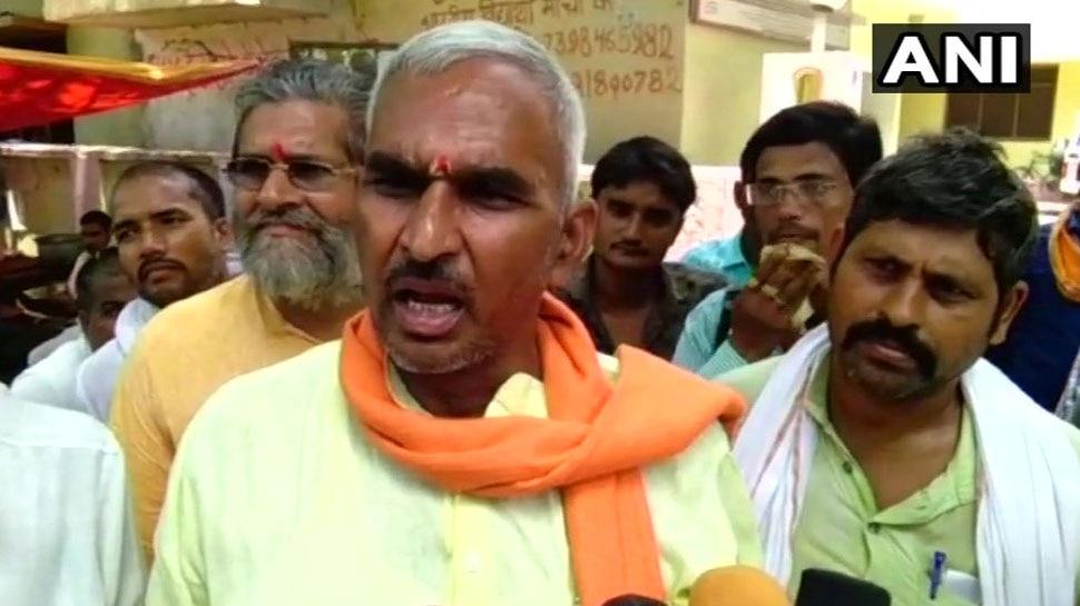 BJP विधायक सुरेंद्र सिंह के बिगड़े बोल- 'मुसलमानों की संस्कृति है बहन-बेटियों को पत्नी के रूप में देखना'