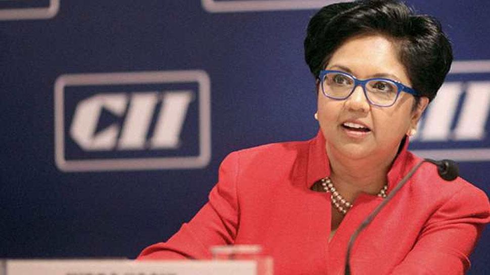 राजनीति में आने को लेकर पूछा गया सवाल, तो इंदिरा नूई ने दिया यह जवाब