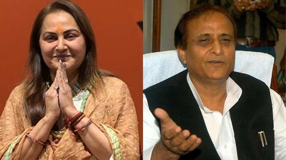 आजम खान के विरोध में आए 5 लाख सिने कर्मचारी, बोले- 'जया प्रदा का अपमान बर्दाश्त नहीं करेंगे'