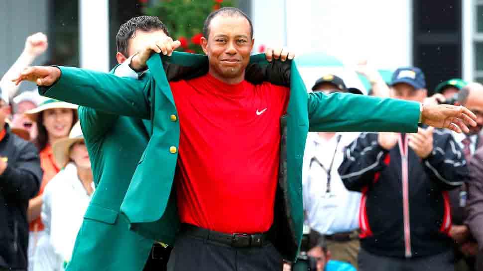 Golf: टाइगर वुड्स ने 11 साल बाद जीता मेजर खिताब, 14 करोड़ इनामी राशि पर कब्जा किया