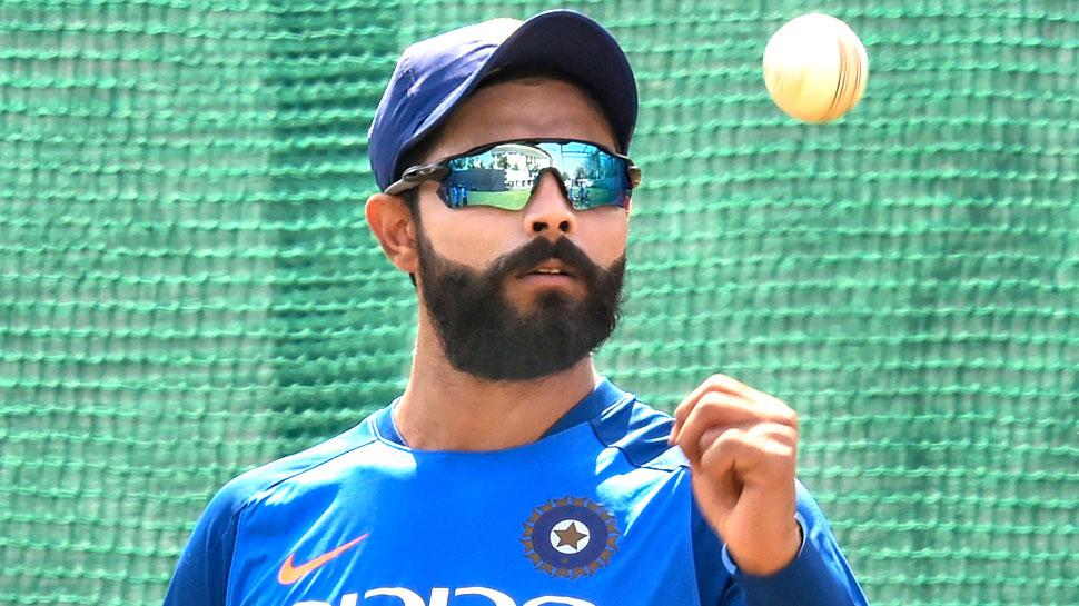 रवींद्र जडेजा का जैसे ही हुआ वर्ल्ड कप टीम में सलेक्शन, चुनावी ट्वीट कर मचा दी हलचल