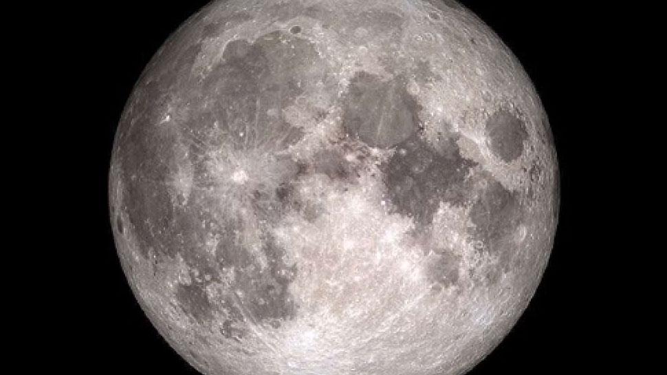 चांद पर मौजूद पानी को उल्कापिंडों ने पहुंचाया नुकसान: नासा