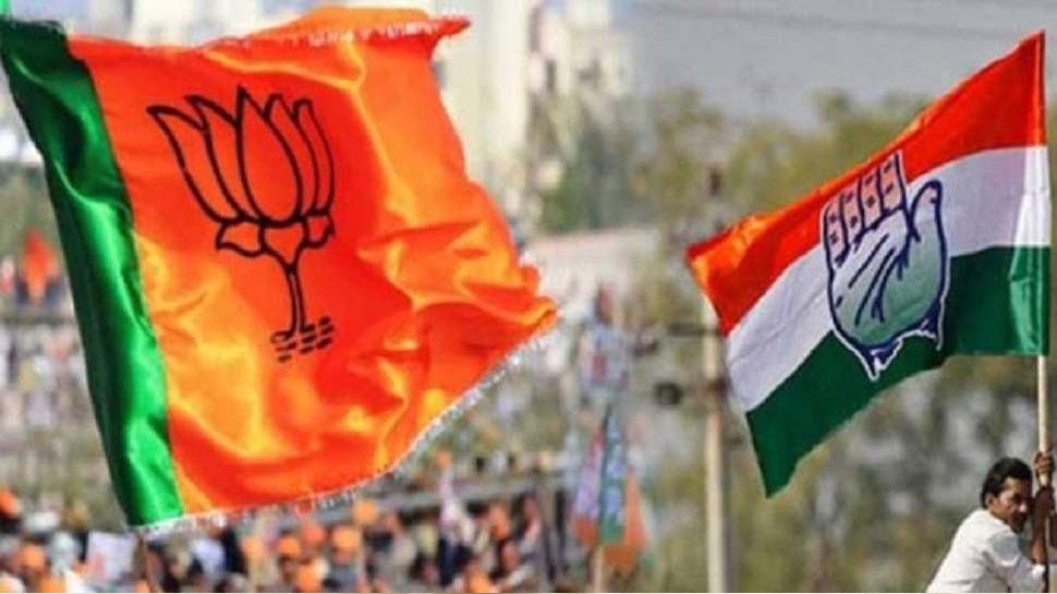 कांग्रेस नेता के बिगड़े बोल, कहा- 'जो BJP नेता की जीभ काटेगा, उसे 10 लाख दूंगा'