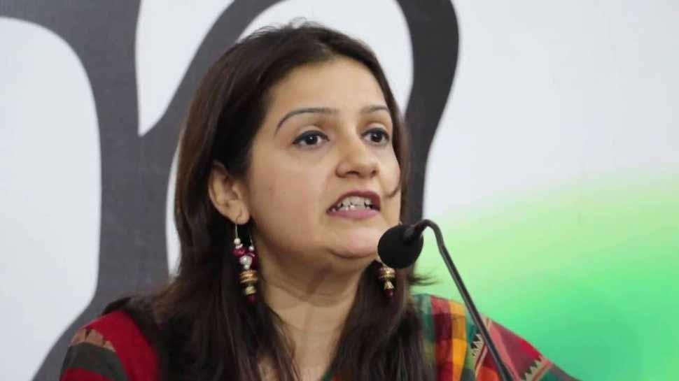 प्रियंका चतुर्वेदी ने कांग्रेस पर ही साधा निशाना, बोलीं- गुंडों को मिल रही है वरीयता