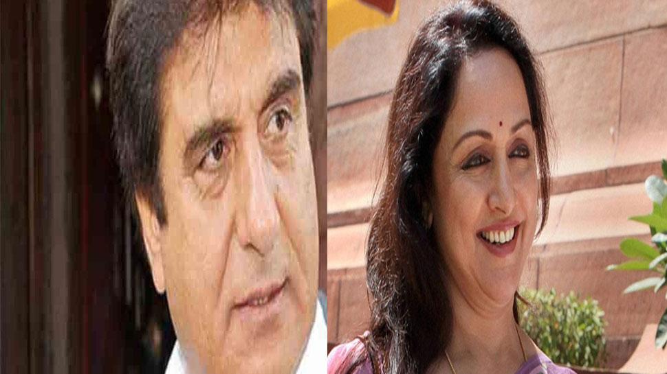 यूपी: दूसरे चरण के चुनाव में राज बब्बर, हेमा मालिनी समेत इन दिग्गजों की किस्मत दांव पर